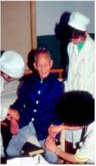 Diagnostik an einem chinesischen Patienten